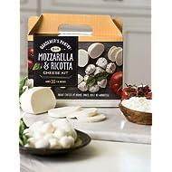 Mozzarella and Ricotta Homemade Cheese Kit