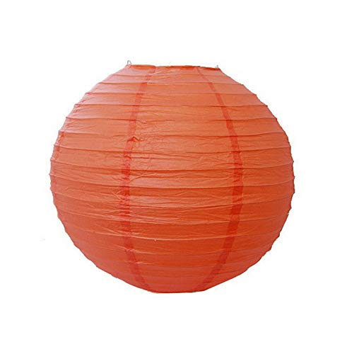 - Mikash 10 Pack of 8 10 12 14 16 Paper Lantern Chinese Decoration Wedding Party | Model WDDNGDCRTN - 22914 | 8