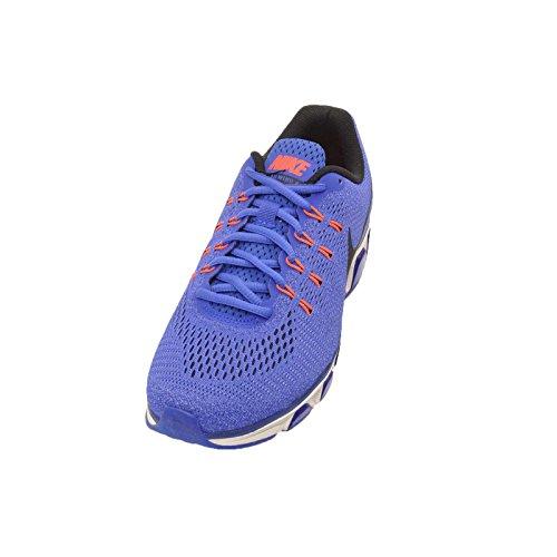 Nike Max Tailwind Aria 8 Donne 805942-408_11.5-scarpe Da Corsa - Blu Corridore / Gesso Blu Arancio / Iper / Nero