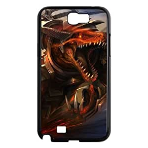 samsung n2 7100 phone case Black Renekton league of legends HGH7594444