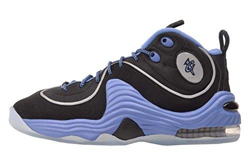 Nike AIR Penny II (GS) Boys Basketball-Shoes 820249 (6Y Big Kid, Blue)