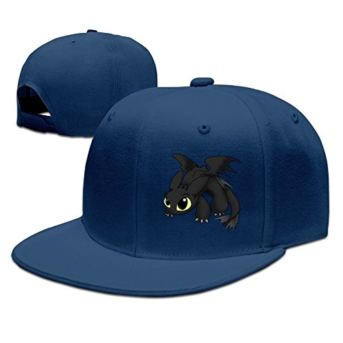 Toothless The Dragon Myths Mascots Cool Baseball Caps Snap Back Hats]()