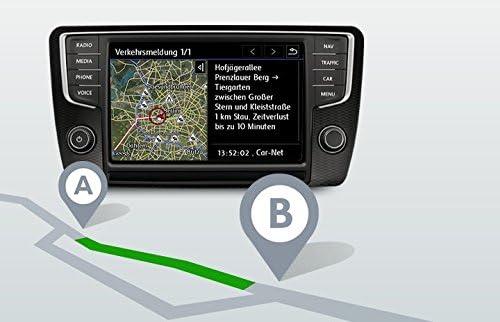 Vw Navigationsumrüstung Mib Mqb Mj 2016 3q0057874a Navigation