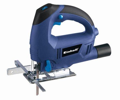 Einhell 4321110 Sierra de calar eléctrica, 600 W Azul: Amazon.es: Bricolaje y herramientas