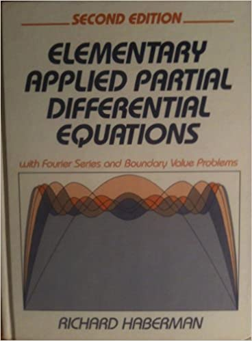 Elementary applied partial differential equations with fourier elementary applied partial differential equations with fourier series and boundary value problems 2nd edition fandeluxe