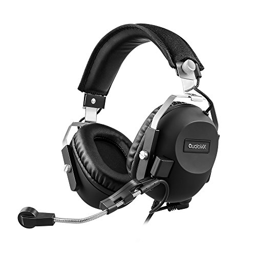 XBOX Mic, AudioMX Over-Ear Gaming Headset with Detachable - Top 20 Xbox 360 Games