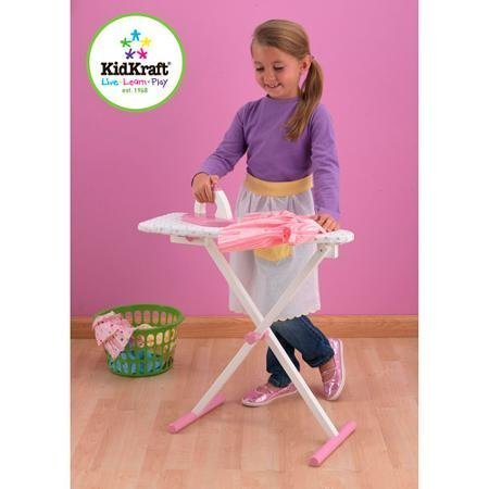 kids wooden ironing board - 4