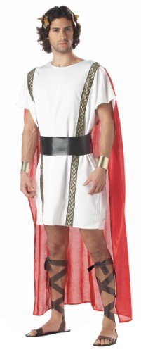God Halloween Costume Ideas (Marc Antony Adult Costume -)