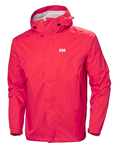 Helly Hansen 62252 Men's Loke Jacket, Red - XXXX-Large by Helly Hansen