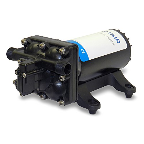 (SHURFLO Aqua KingTM II Supreme Fresh Water Pump - 12 VDC, 5.0 GPM (56060))
