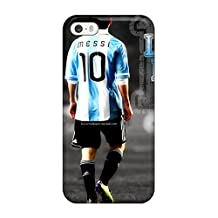 Fashion ExxDITs12199ISAkA Case Cover For Iphone 5/5s(search Results Messi In Argentina)