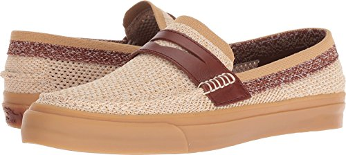 Cole Haan Men's Pinch Weekender LX Stitchlite Penny Loafer, iced Coffee/Brazilian Sand/Woodbury, 11 M US