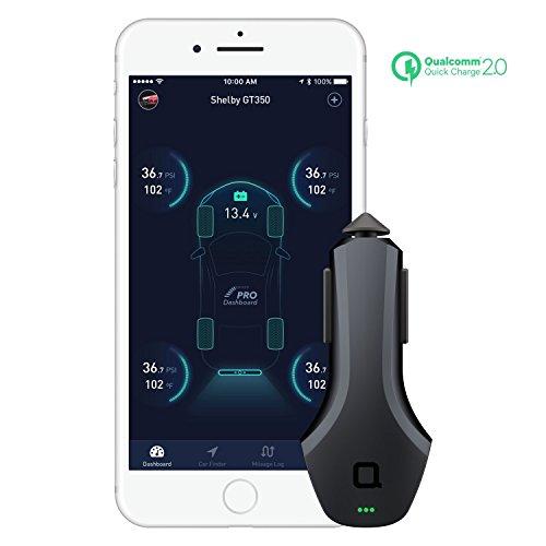 Nonda ZUS Connected Car App Suite & Qualcomm Quick Charge