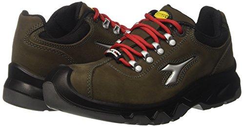 Low 39 verde Verde Zapatos Eu Rabbia Diadora S3 De Unisex Trabajo Adulto Ci Diablo 51AfxApqw7