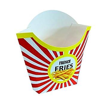 Multi Pack - Bolsa para Patatas Fritas de cartón PM, cartón ...