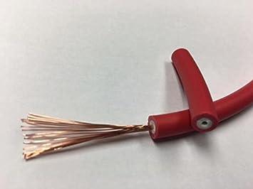 Premium Lawn Mower Classic Boat Marine Red 7mm Ht Lead Wire Cable Copper Core
