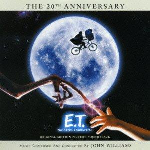 E.T.20周年アニバーサリー特別版 オリジナル・サウンドトラック