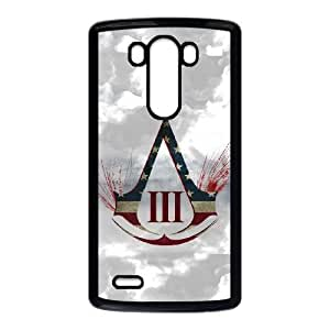 LG G3 Phone Case Black Assassin's Creed TYTH3785221
