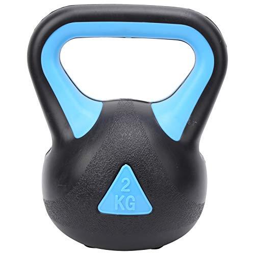 Kettlebell Halter, 2 kg Kettlebell Spiertraining Gewichtheffen Halter Body Shaping Fitnessapparatuur