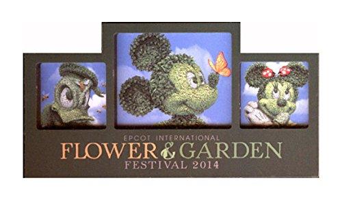 disney-magnet-epcot-international-flower-garden-festival-2014-mickey-minnie-and-donald