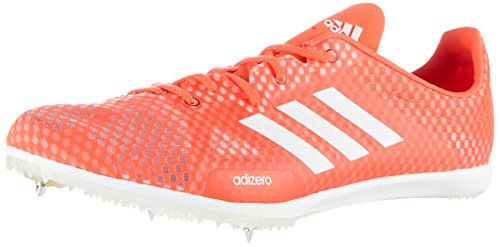 adidas Adizero Ambition 4, Zapatillas de Atletismo para Mujer Rojo (Solar Red/ftwr White/core Black)