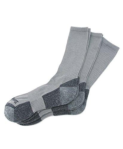 Timberland Mens 3 Pack Crew Socks