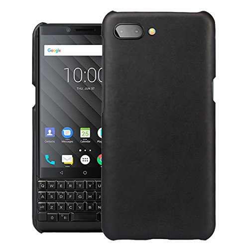 Torubia BlackBerry KEY2 Case, Anti Scratch Defender Impact Rugged Case with Anti Scratch Protective Case Cover Compatible with BlackBerry KEY2 () Blackberry Series Defender Cases