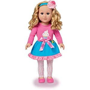 """Amazon.com: My Life As 18"""" Baker Doll, Blonde: Toys & Games"""