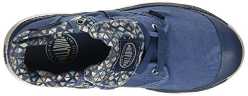 Damen Palladio Palavil Bgy Sneaker Hohe Cw, Grau Blau (maioliche Blu / W Ch / Pyr Pt)