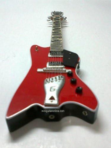 Guitarra miniatura Billy Gibbons ZZ Top de Júpiter Gretsch: Amazon ...