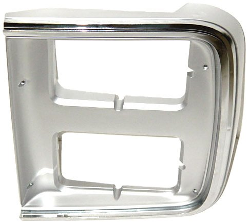 - OE Replacement GMC Savana/Van Passenger Side Headlight Door (Partslink Number GM2513124)