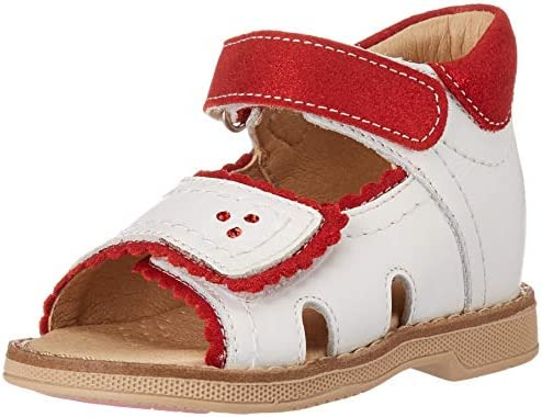 100/% Leather Children Kids Shoes Sandals Boots Girls Orthopedic Correct Shoes
