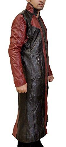 Genio Cappotto Vendicatori Ultron Hawkeye E Ecopelle All'età Di Sx8nqwp5