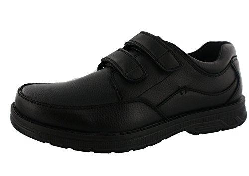 Dr. Scholls Matt Men's Walking Shoes With Double Strap Cl...