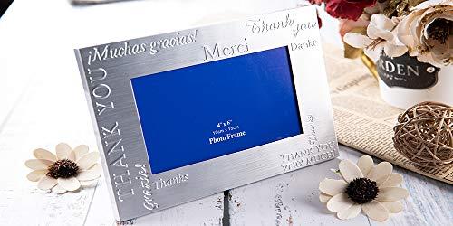 Marketing Innovations Intl Embossed Aluminum Photo Frame