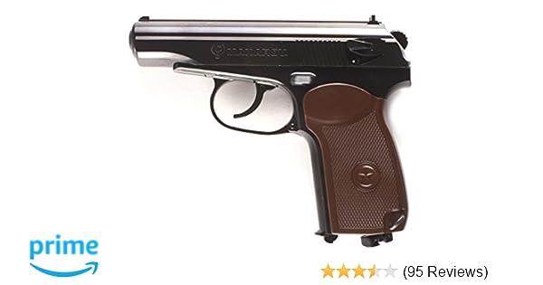 Umarex Legends Makarov All Metal  177 Caliber BB Gun Air Pistol, Makarov  Air Gun