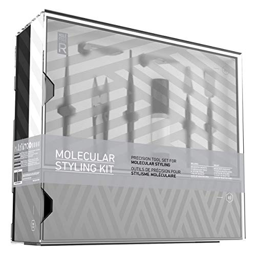 Molecule-R - Molecular Styling Kit - Includes 11 Molecular Gastronomy Utensils, 6 Essential Food Styling Tools and 40 Natural Additives