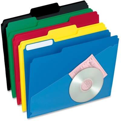 File Hot (PFX00515 - Pendaflex Hot Pocket Poly File Folder)
