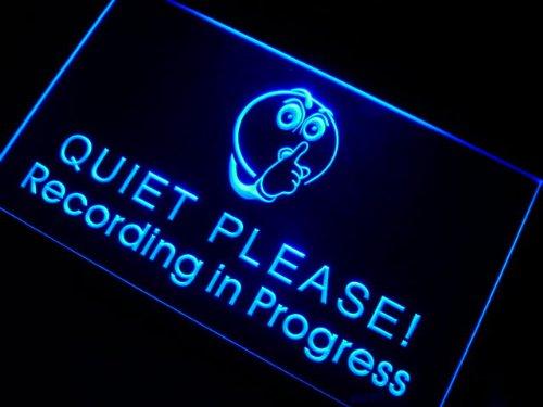 m096 b Recording Progress Please Sign