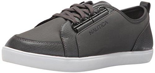 Nautica Mujeres Lubec Fashion Sneaker Grey