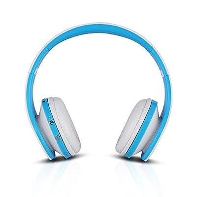 FX-Victoria Over Ear Headphone Bluetooth Wireless Blue