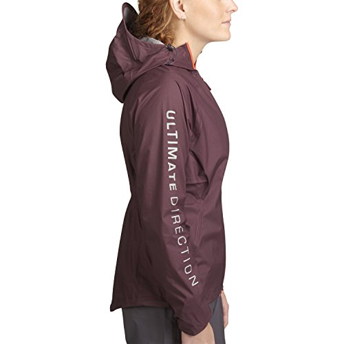 Ultimate Direction Women's Ultra Jacket V2, Fig, X-Small by Ultimate Direction (Image #4)