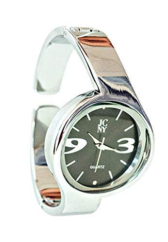 UhrwerkAnaloge Elegante Anzeige In ArmbanduhrModern Ziffern GrauSilber Damen Mit Und Japan Uhr ArmreifMarken Von SchwarzHochwertiges BxWQedrCoE