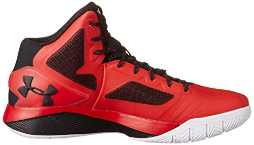 Under Armour Clutchfit Drive 2 Basketballschuhe Rosso-nero-nero