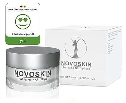Noche Crema de NoVo Skin – Novo Skin antiaging Noche Cuidado – Crema con Ultra de