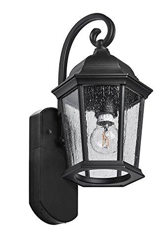 Maximus Smart Companion Light (Camera-Less) - Coach Black - Works with Amazon Alexa by Kuna