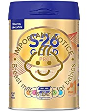 Wyeth Nutrition S-26 GOLD Stage 1 Infant Milk Formula, 0-6 months, 900g