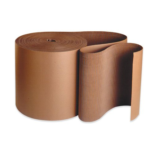 Aviditi A Flute Single Face Corrugated Roll, 250' X 18