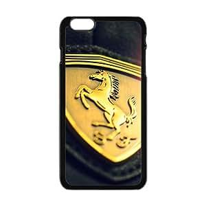 DAZHAHUI Ferrari sign fashion cell phone case for iPhone 6 plus 6