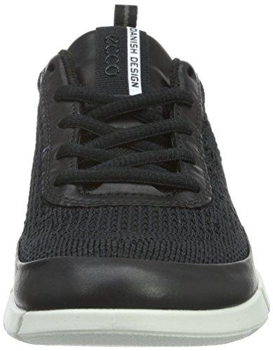 Chaussure De Mode Intrinsèque Ecco Womens Noir / Noir